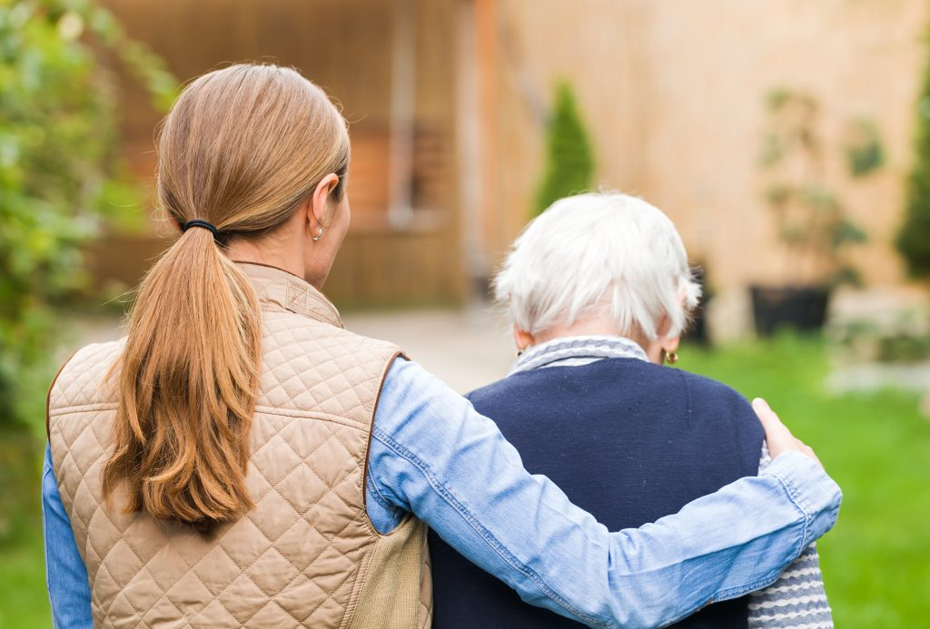 Knowing when it's time for hospice